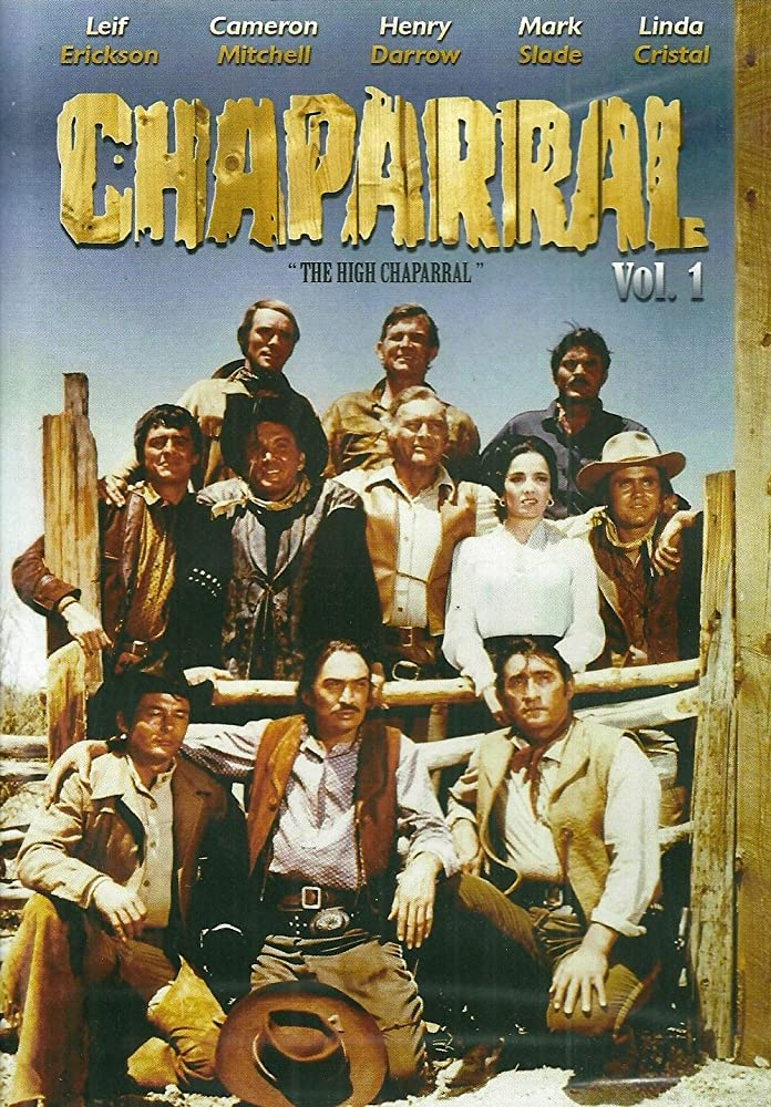 Watch Movie The High Chaparral - Season 3