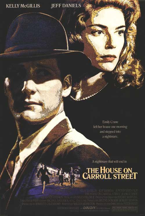 Watch Movie The House on Carroll Street