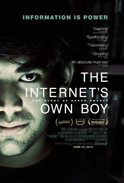 Watch Movie The Internets Own Boy The Story of Aaron Swartz