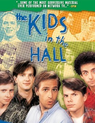 Watch Movie The Kids in the Hall - Season 2