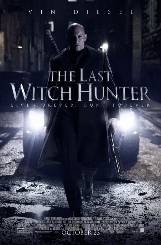 Watch Movie The Last Witch Hunter