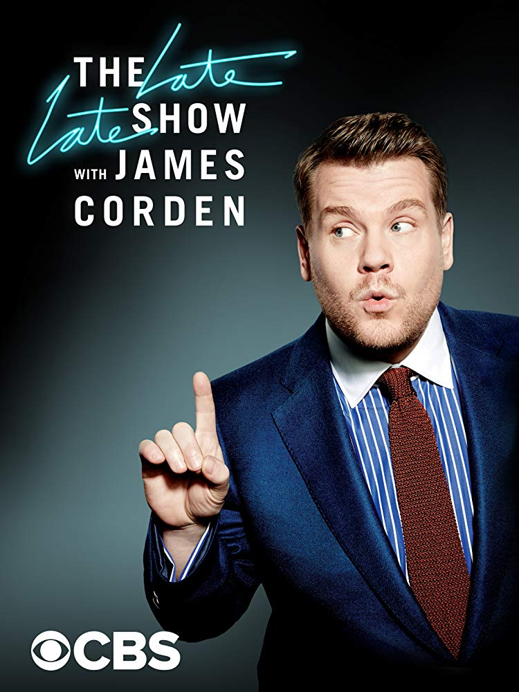 Watch Movie The Late Late Show with James Corden 2019