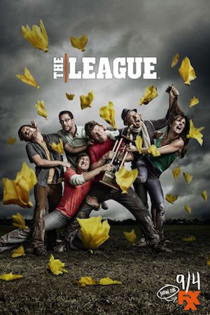 Watch Movie The League - Season 5