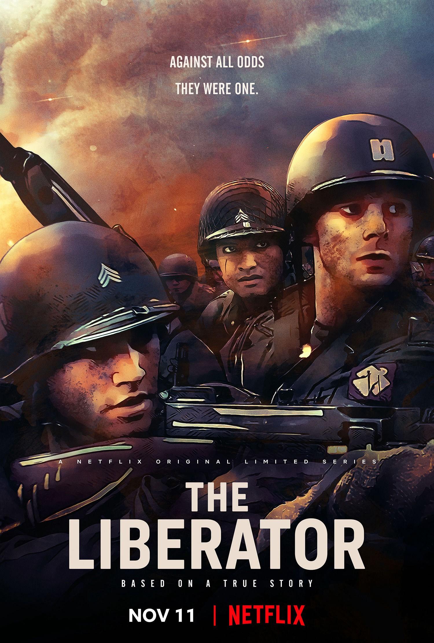 Watch Movie The Liberator - Season 1