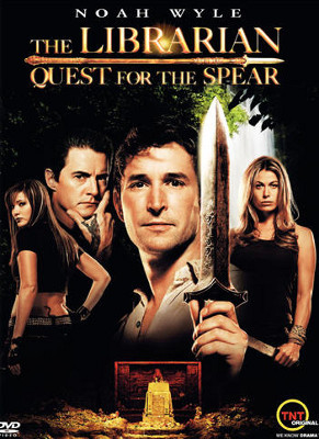 Watch Movie The Librarian: Quest for the Spear