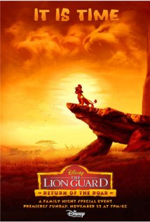 Watch Movie The Lion Guard - Return of the Roar