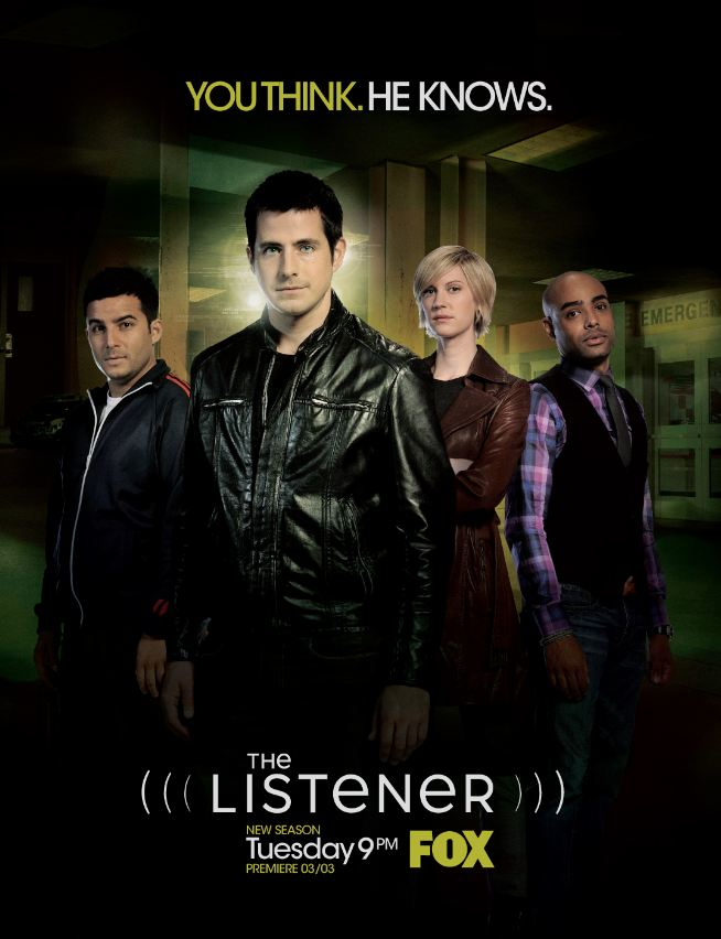 Watch Movie The Listener - Season 05