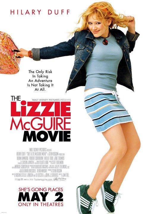 Watch Movie The Lizzie Mcguire Movie