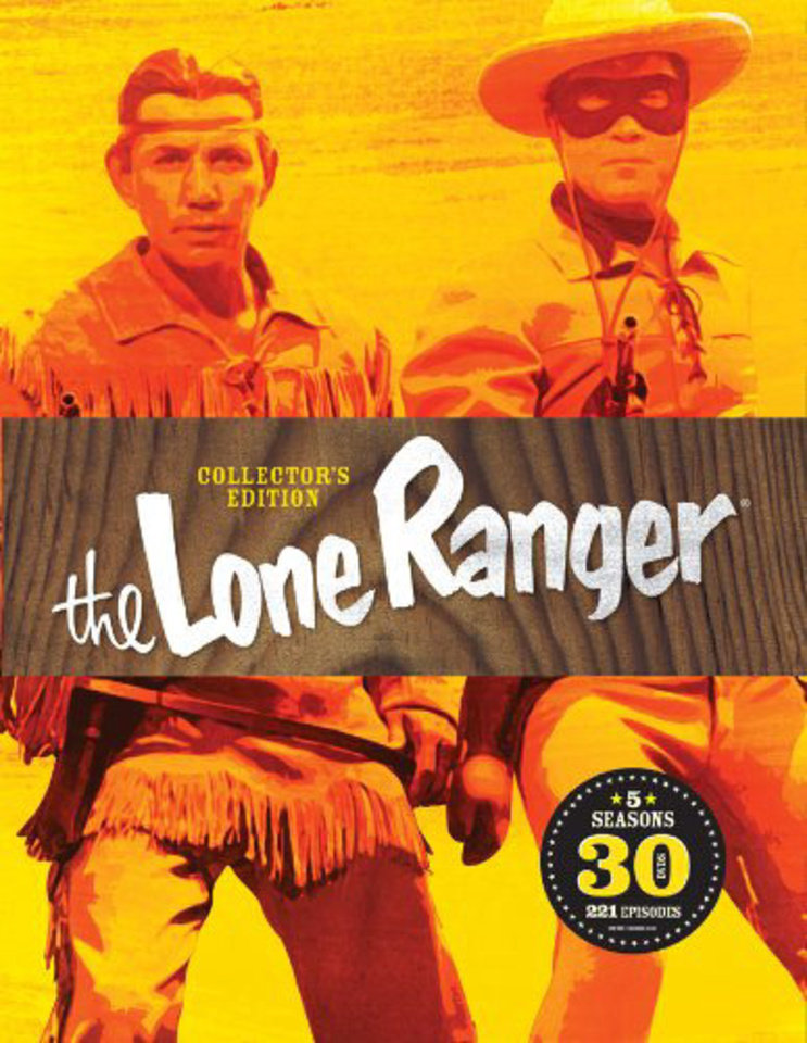 Watch Movie The Lone Ranger - Season 1