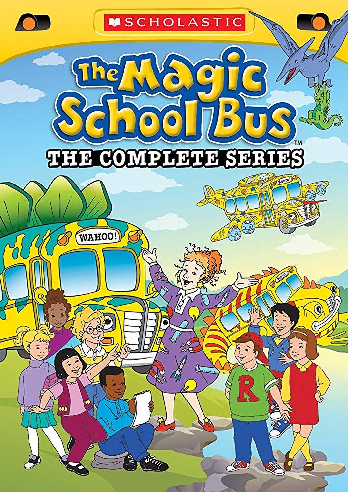 Watch Movie The Magic School Bus - Season 3