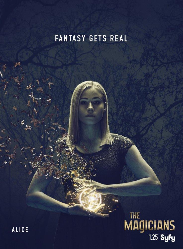 Watch Movie The Magicians - Season 3