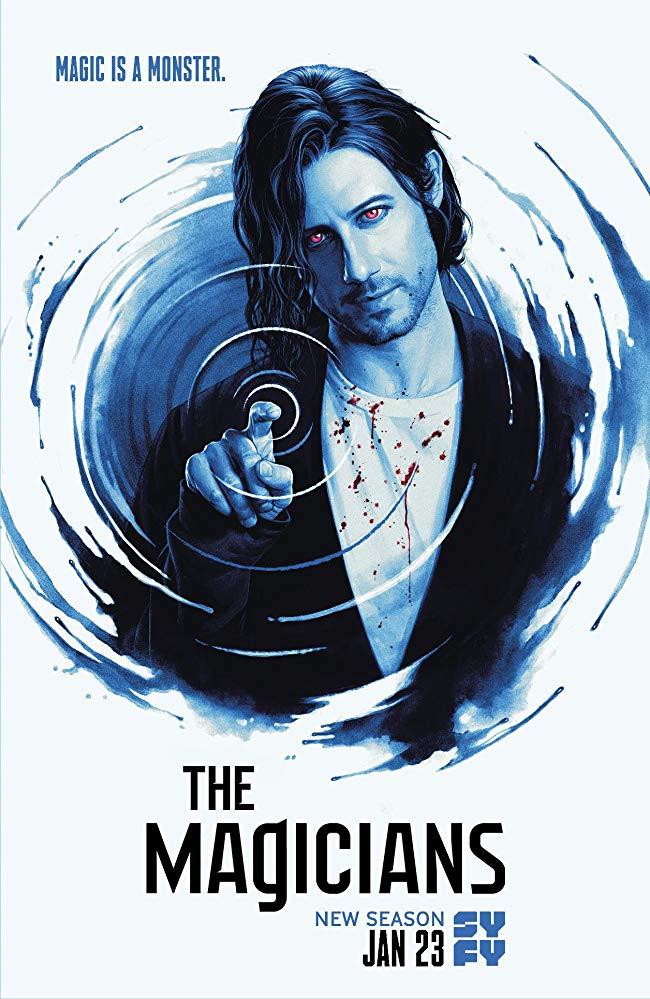 Watch Movie The Magicians - Season 4