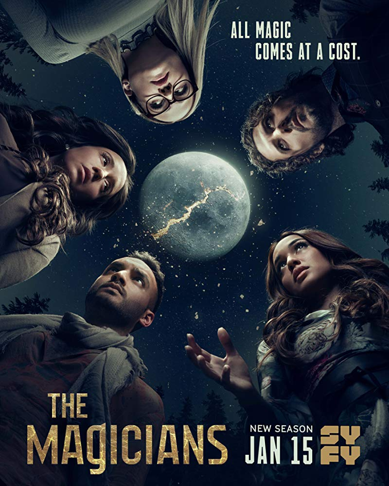 Watch Movie The Magicians - Season 5