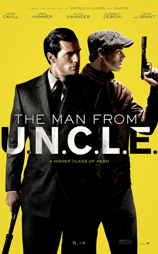 Watch Movie The Man From U.N.C.L.E.