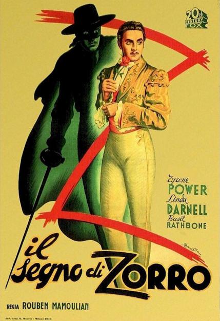 Watch Movie The Mark of Zorro