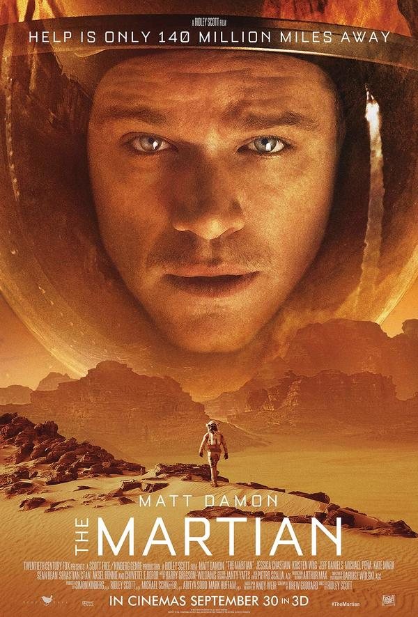 Watch Movie The Martian