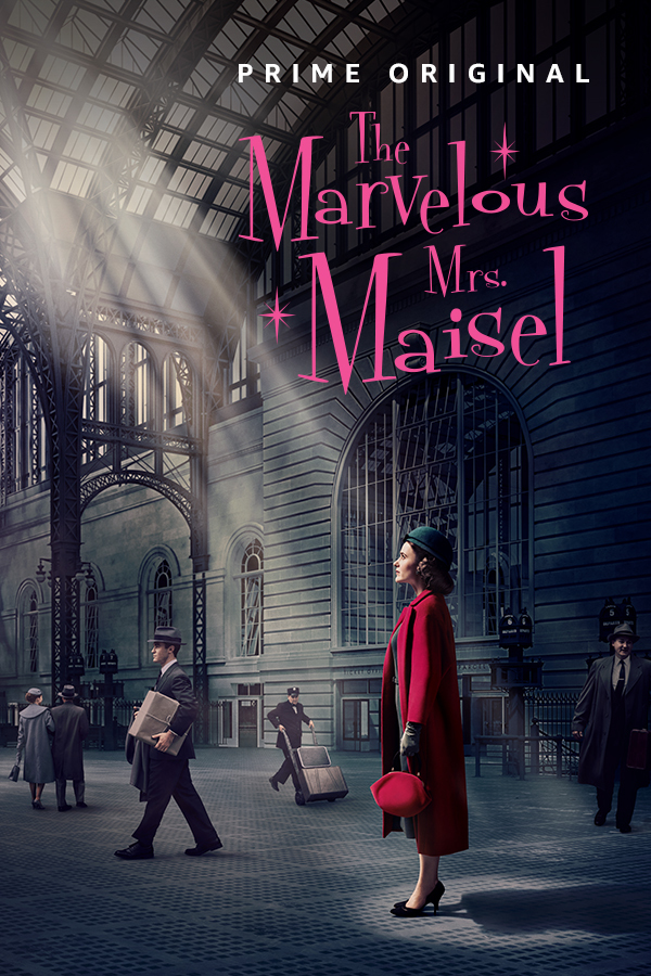 Watch Movie The Marvelous Mrs. Maisel - Season 1