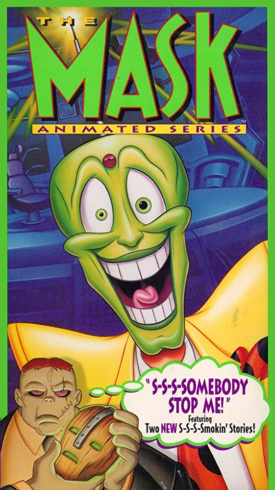 Watch Movie The Mask - Season 2