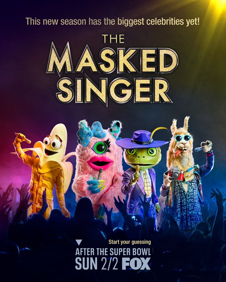 Watch Movie The Masked Singer (UK) - Season 1