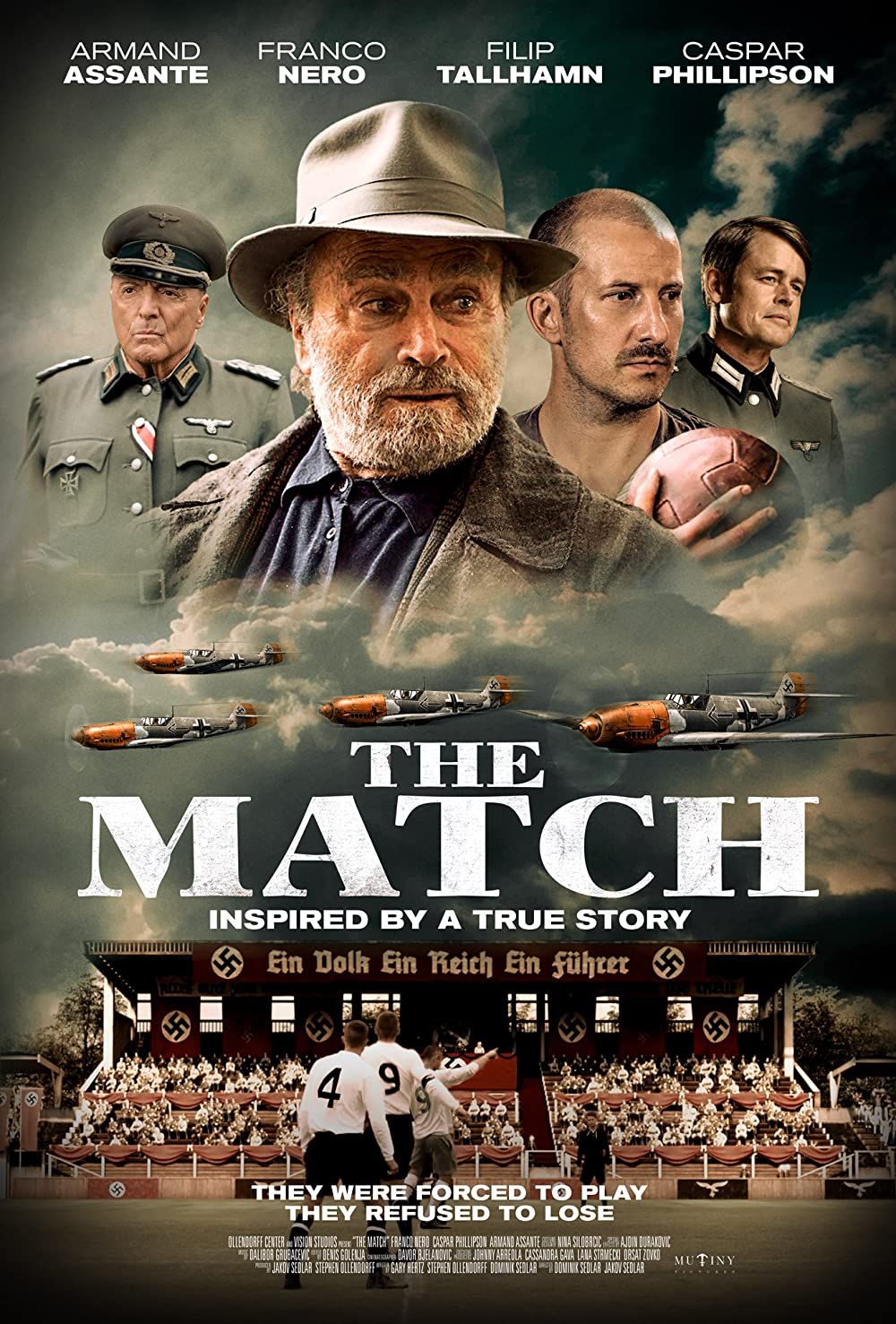 Watch Movie The Match