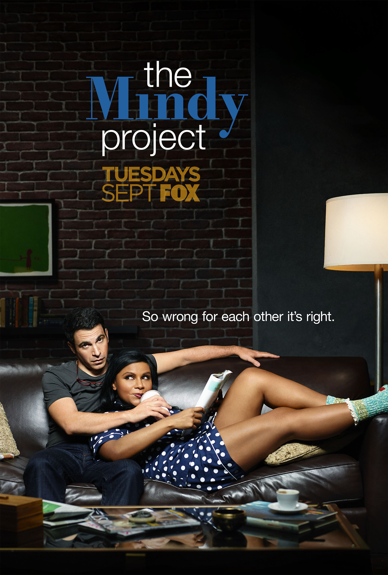 Watch Movie The Mindy Project - Season 3