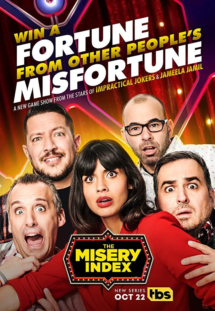 Watch Movie The Misery Index - Season 1