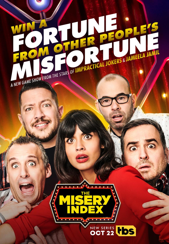 Watch Movie The Misery Index - Season 3