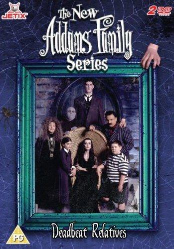 Watch Movie The New Addams Family - Season 1