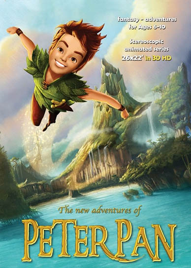 Watch Movie The New Adventures of Peter Pan