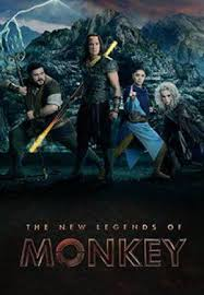 Watch Movie The New Legends of Monkey - Season 1