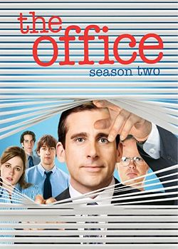 Watch Movie The Office - Season 2