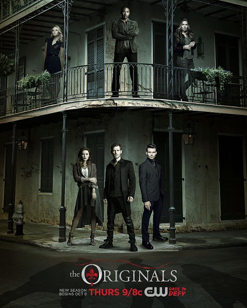 Watch Movie The Originals - Season 3