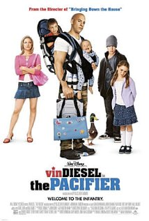 Watch Movie The Pacifier