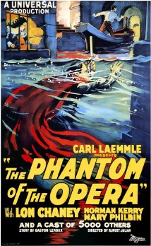 Watch Movie The Phantom of the Opera (1925)