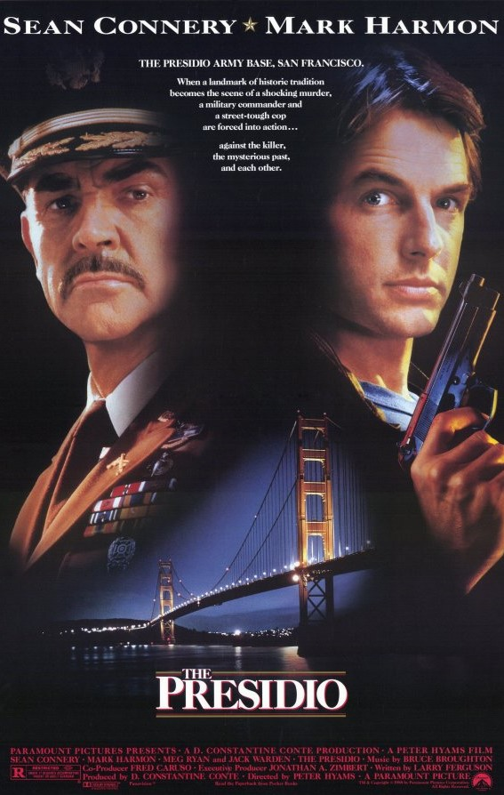 Watch Movie The Presidio
