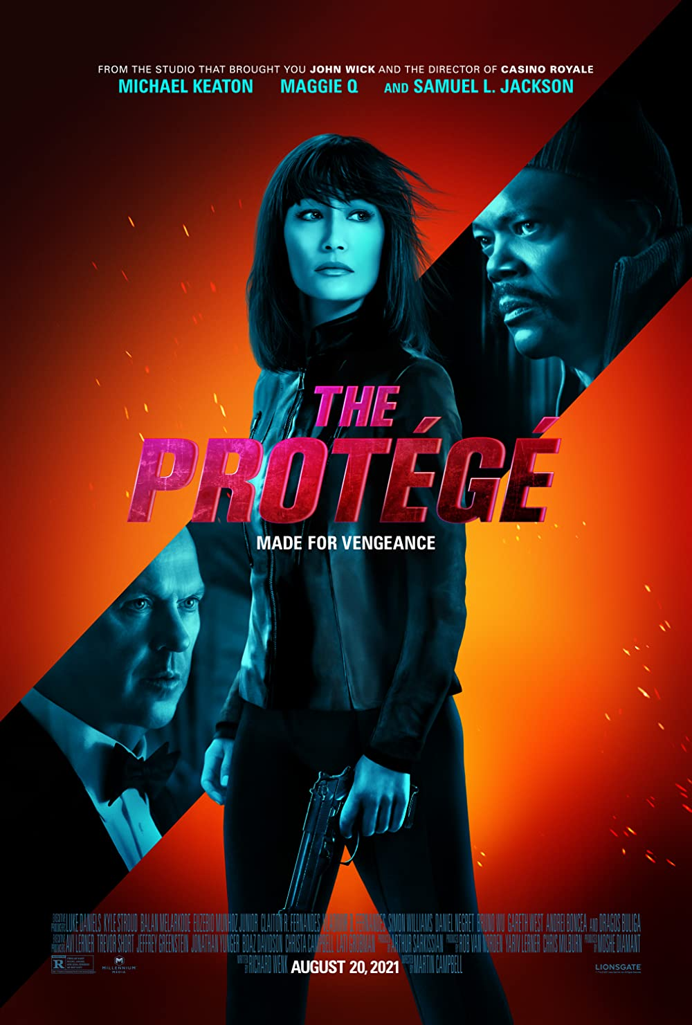 Watch Movie The Protege