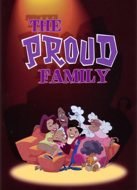 Watch Movie The Proud Family - Season 1