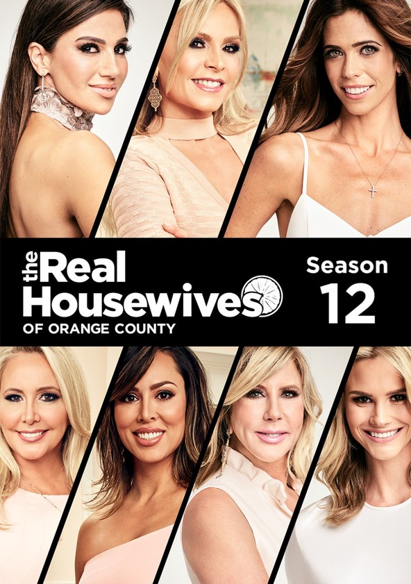 Watch Movie The Real Housewives of Orange County - Season 3