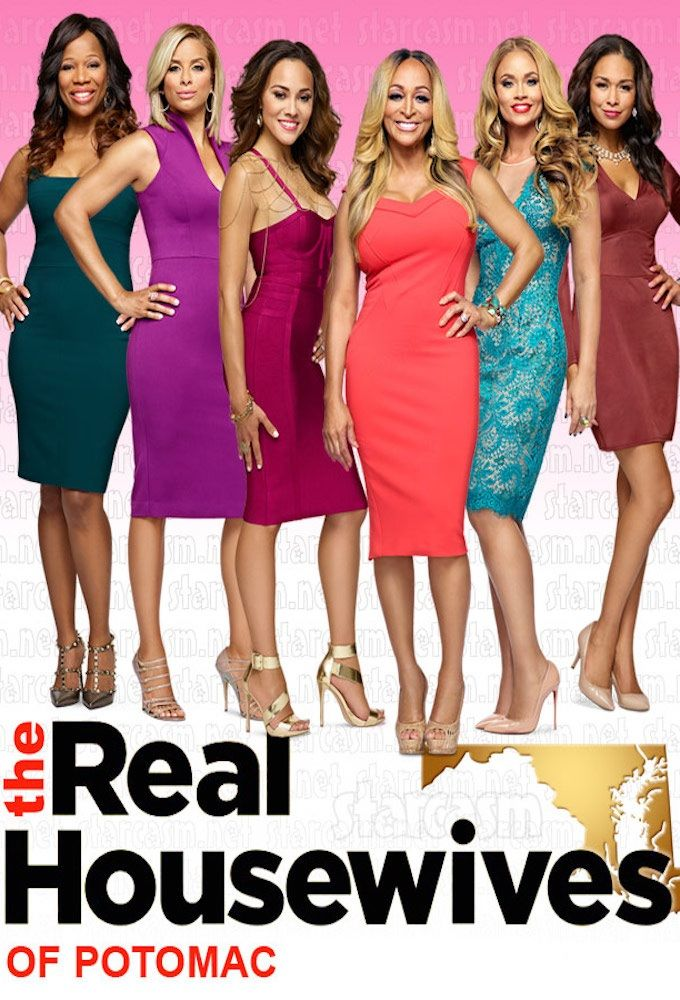 Watch Movie The Real Housewives Of Potomac - Season 1