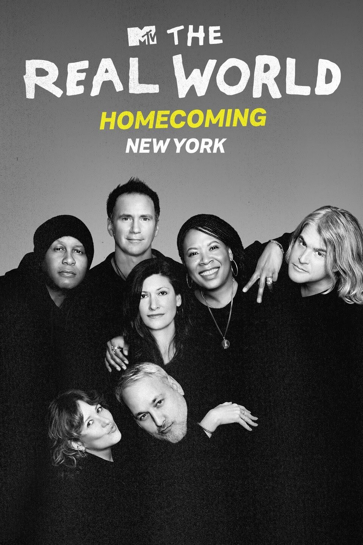 Watch Movie The Real World Homecoming: New York - Season 1