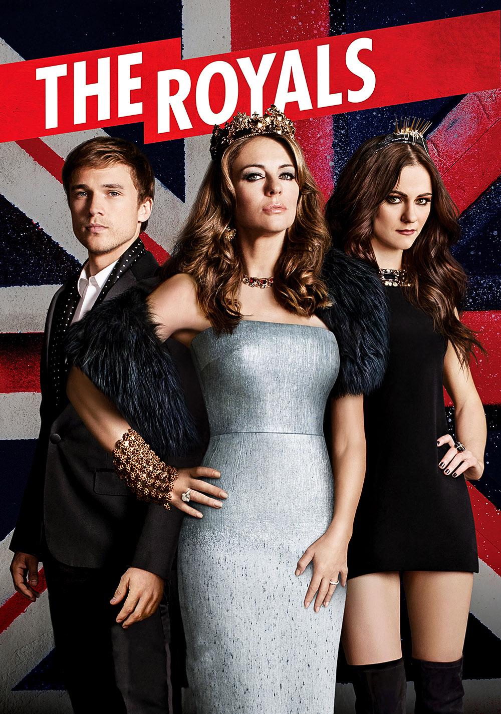 Watch Movie The Royals - Season 1