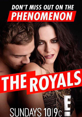 Watch Movie The Royals - Season 2