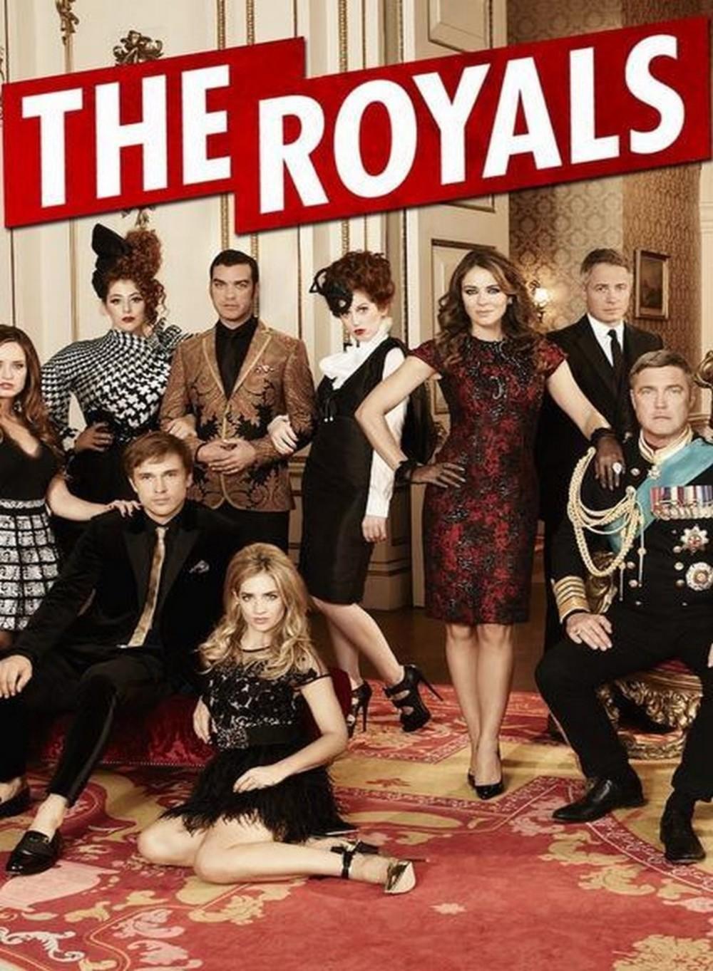 Watch Movie The Royals - Season 3