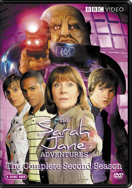 Watch Movie The Sarah Jane Adventures - Season 3