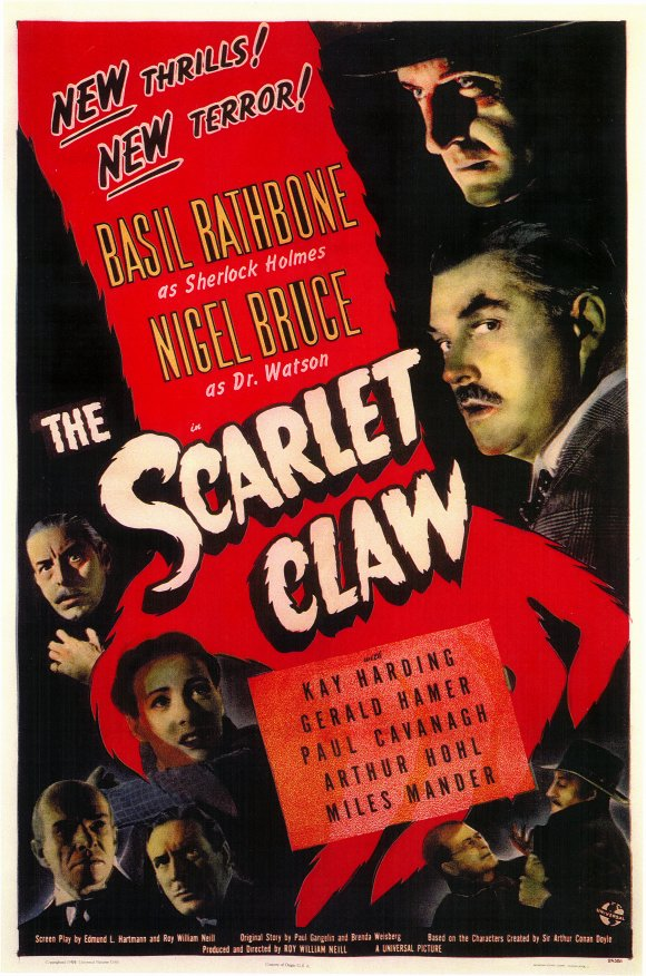 Watch Movie The Scarlet Claw