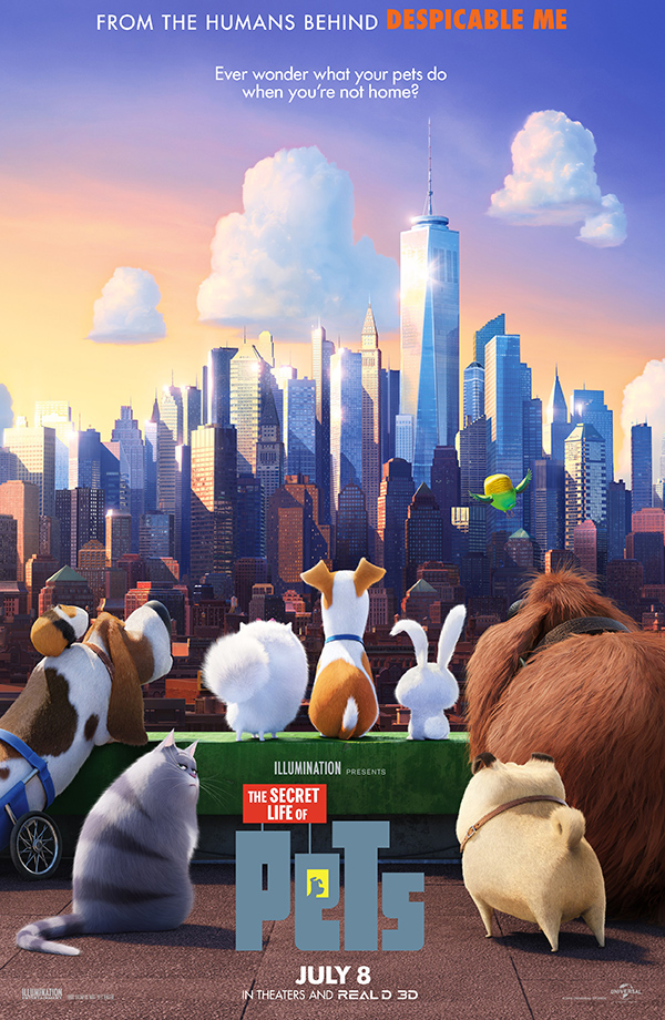 Watch Movie The Secret Life of Pets