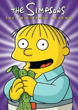 Watch Movie The Simpsons - Season 13
