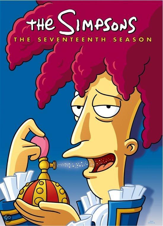 Watch Movie The Simpsons - Season 17