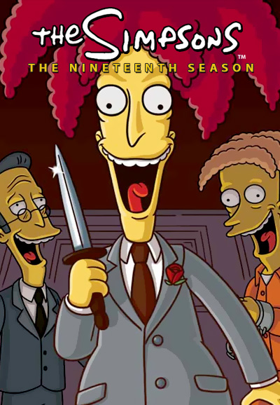 Watch Movie The Simpsons - Season 19