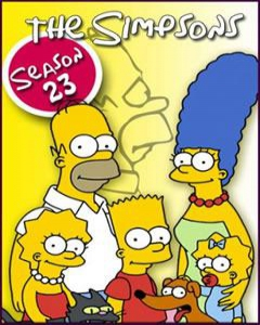 Watch Movie The Simpsons - Season 23